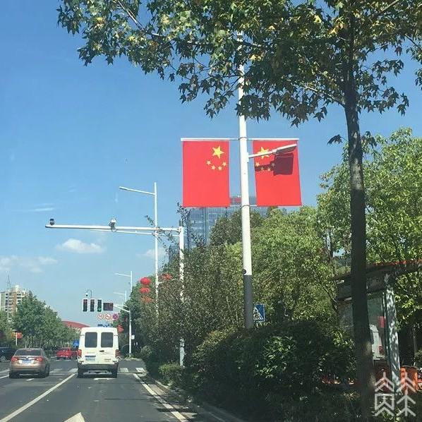 小国旗用完不能丢!国庆将至,如何正确悬挂国旗?