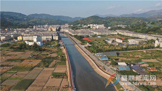 前岐:安全生态水系润泽民生