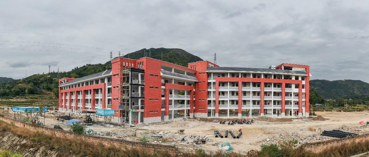 城北小学、白琳镇第二幼儿园完工了?一起瞧瞧