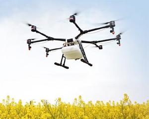 无人机应用领域不断扩展