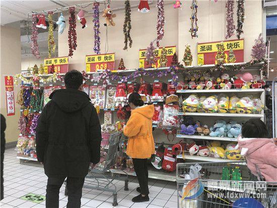 """""""圣诞经济""""为冬日加温"""