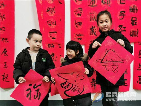 【网络中国节•春节】保障性住房小区内新年暖意浓