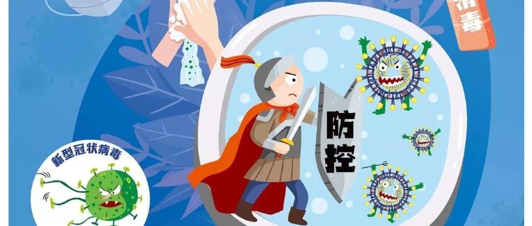 《预防新型冠状病毒肺炎科普系列挂图》出版