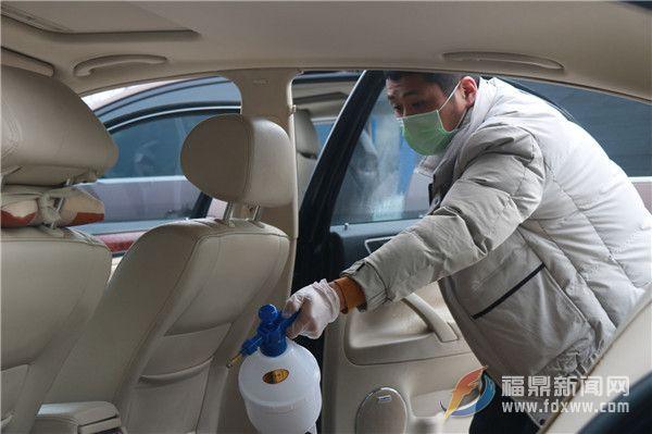 国联公交公司:全力保障防控疫情公务用车
