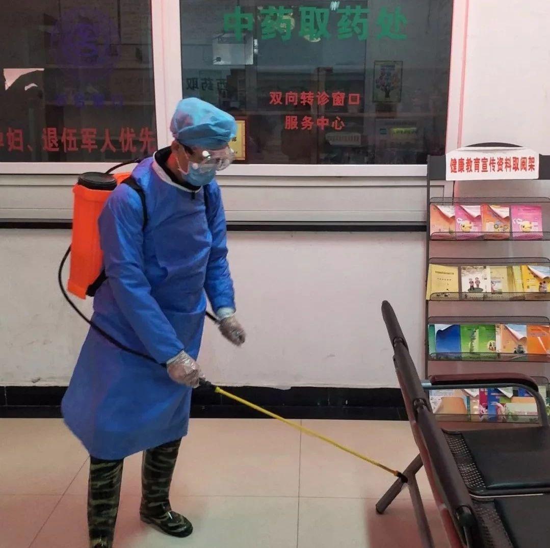 硖门卫生院:坚守岗位防疫情,申请冲锋上前线