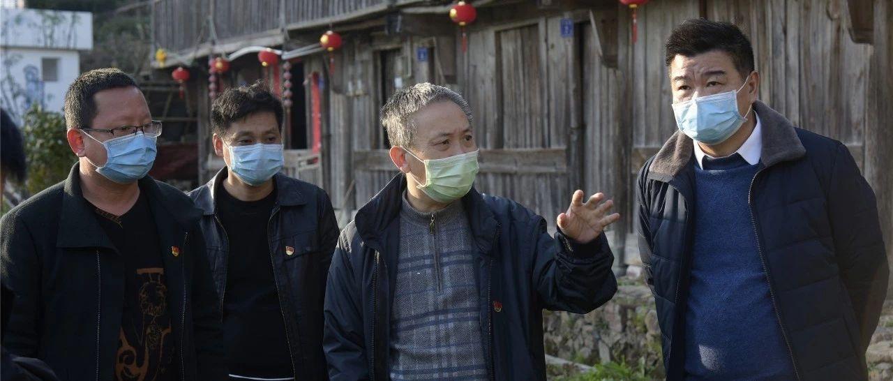 刘振辉赴我市美丽乡村建设示范点调研防疫工作