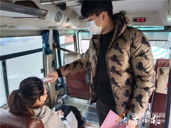 福鼎:乡镇客运班线全面恢复正常运行