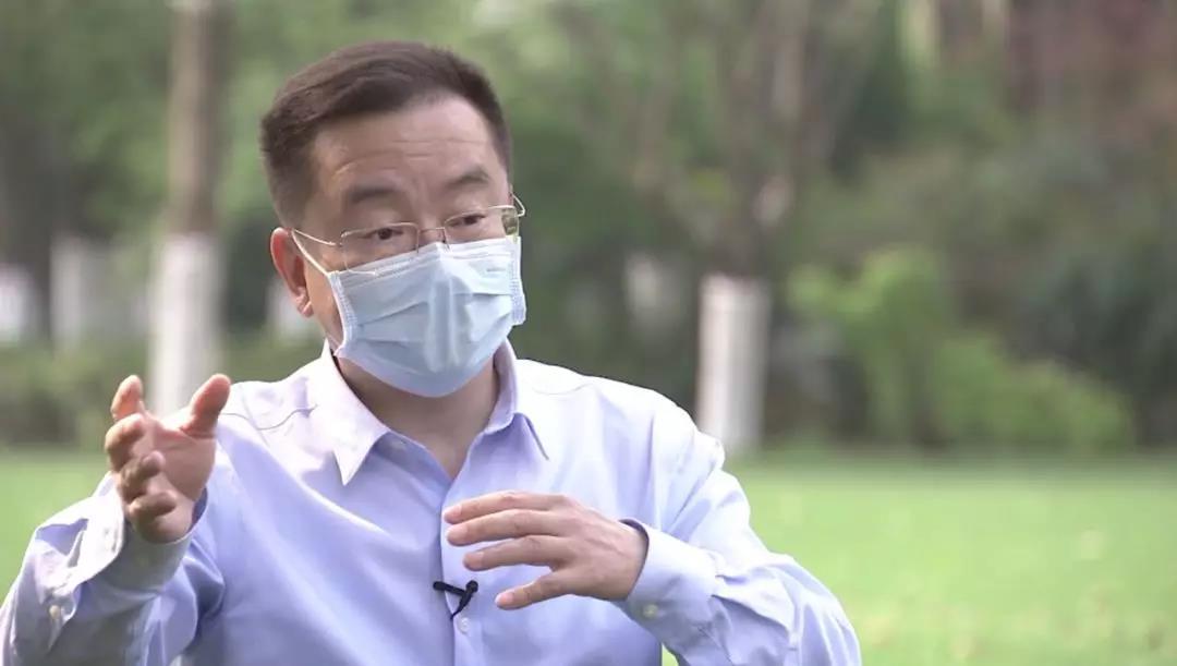 """中国有大量""""无症状感染者""""?钟南山最新回应"""
