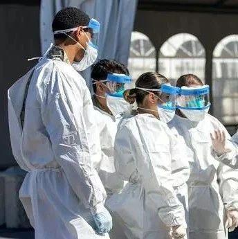 全球确诊超200万!美国单日新增逾3万,特朗普称计划5月1日前复工