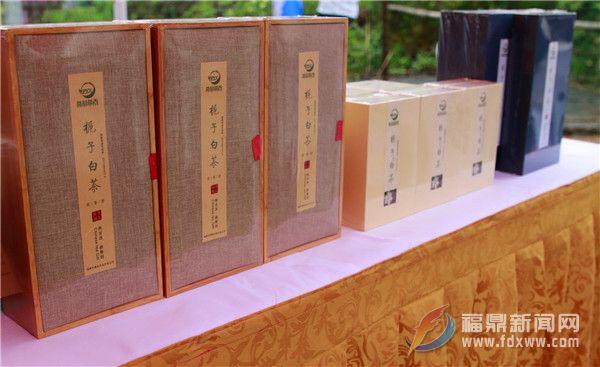 多款栀子产品亮相栀子花农旅文化节