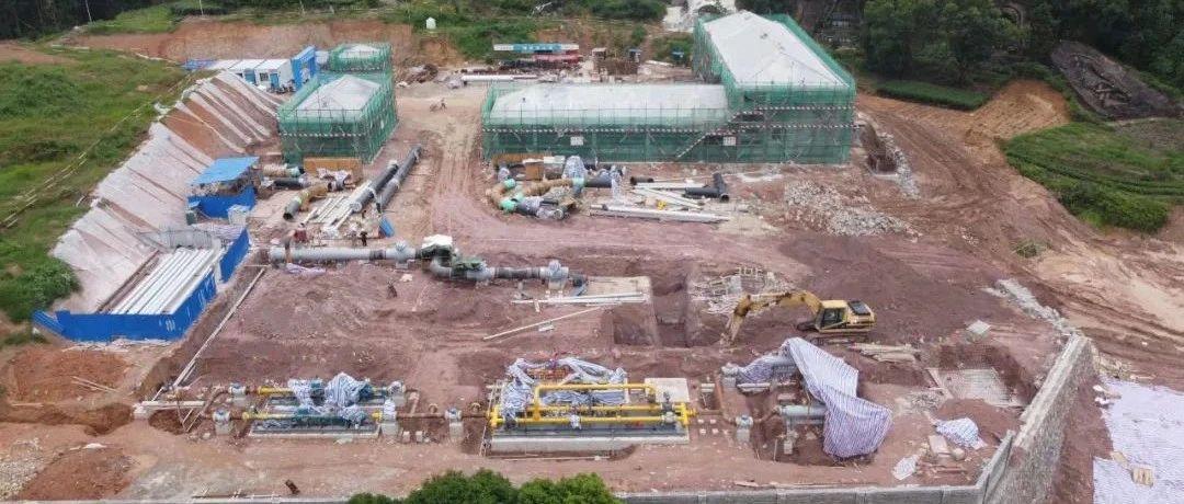 这个项目投资2.5亿元,预计10月底完工,将给福鼎人带来实惠