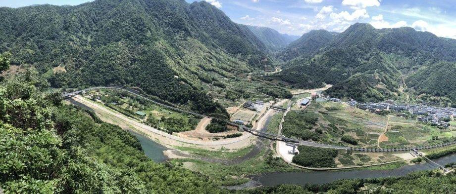 竣工通车!赤溪村杨赤线公路提升改造后变化大