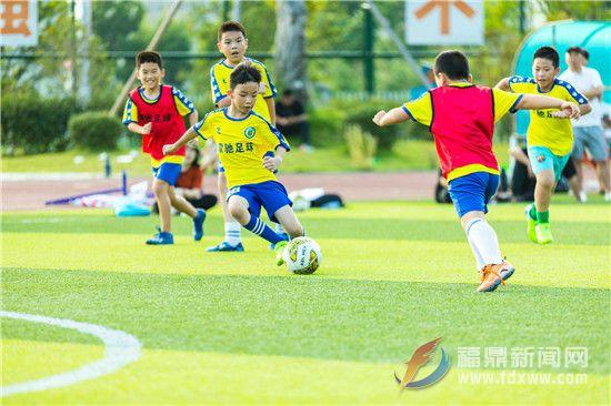 小小的足球,大大的梦想