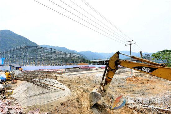 白琳:石板材加工企业转型升级 掀起金秋建设热潮