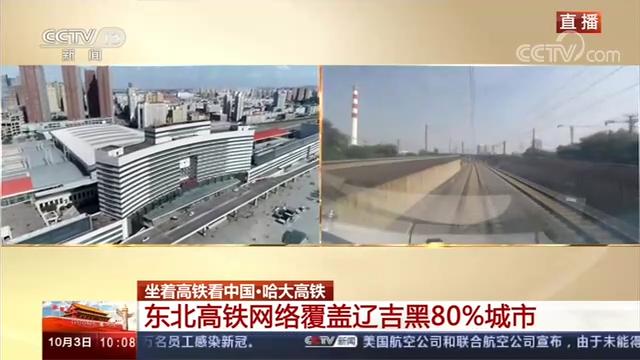 《坐着高铁看中国》 20201003