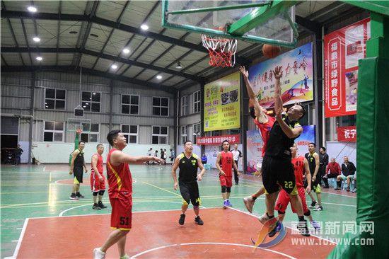 2020年全民健身百村行(贯岭站)之第八届美丽乡镇篮球赛拉开战幕