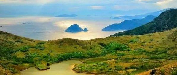 在嵛山岛,遇见五彩斑斓的秋