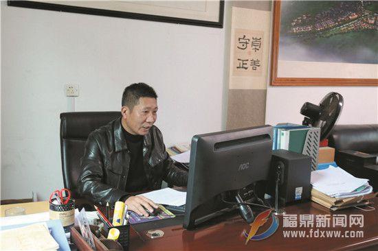 【代表风采】蔡福钢:人民选我当代表,我当代表为人民