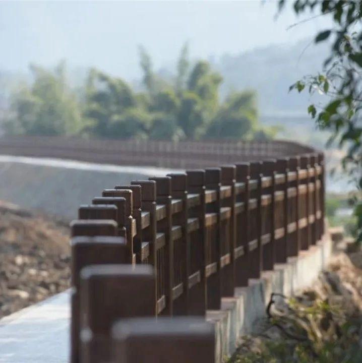 串起美丽风景线!百步溪生态水系项目白琳段预计1月底前完成总体验收