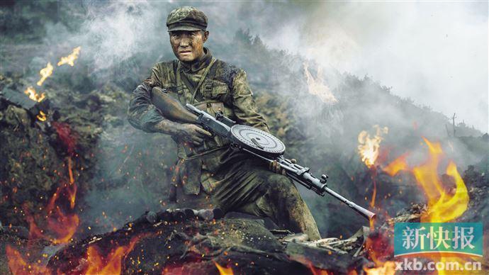 《跨过鸭绿江》全景式呈现抗美援朝战争
