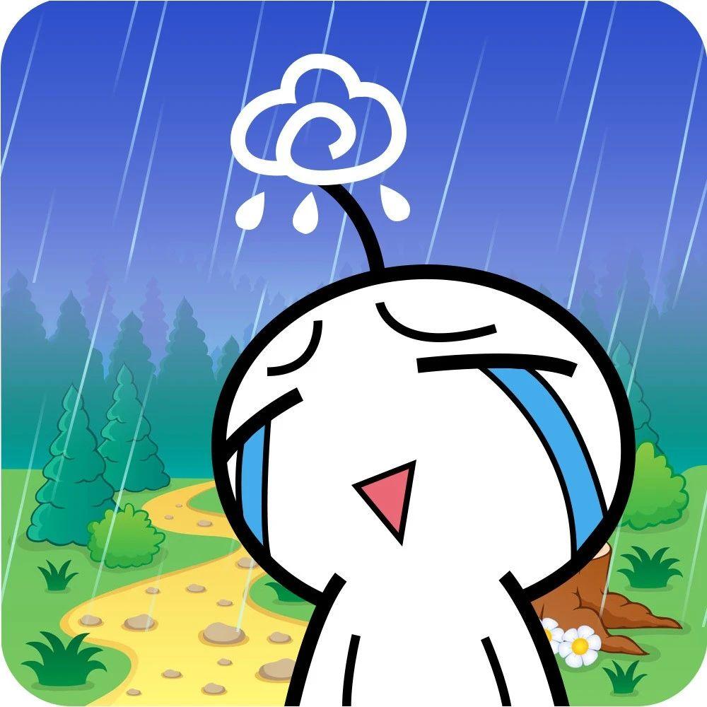元宵夜,降雨降温