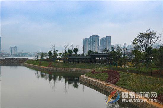 福鼎:落实河长制 水清岸也绿