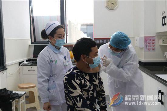 近5500名重点人员已接种新冠疫苗
