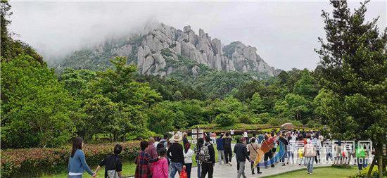 福鼎:五一假期接待国内游客23.72万人次 旅游收入12006.15万元