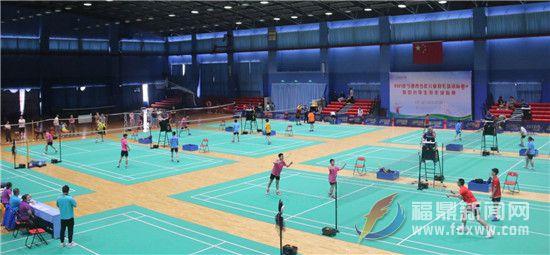 2021年宁德市青少年羽毛球锦标赛圆满落幕