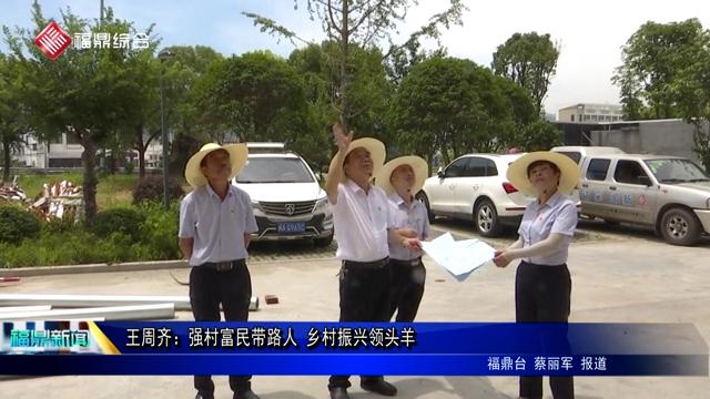 王周齐:强村富民带路人 乡村振兴领头羊