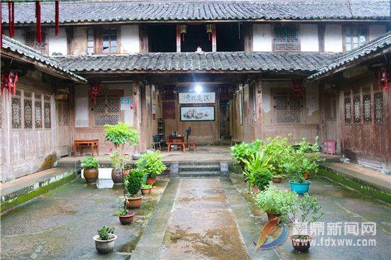 翁江村:绿水青山美 乡村旅游热