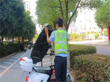 天湖社区:联创共建促提升 携手共创文明城